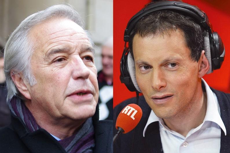 François Rebsamen, Marc-Olivier Fogiel