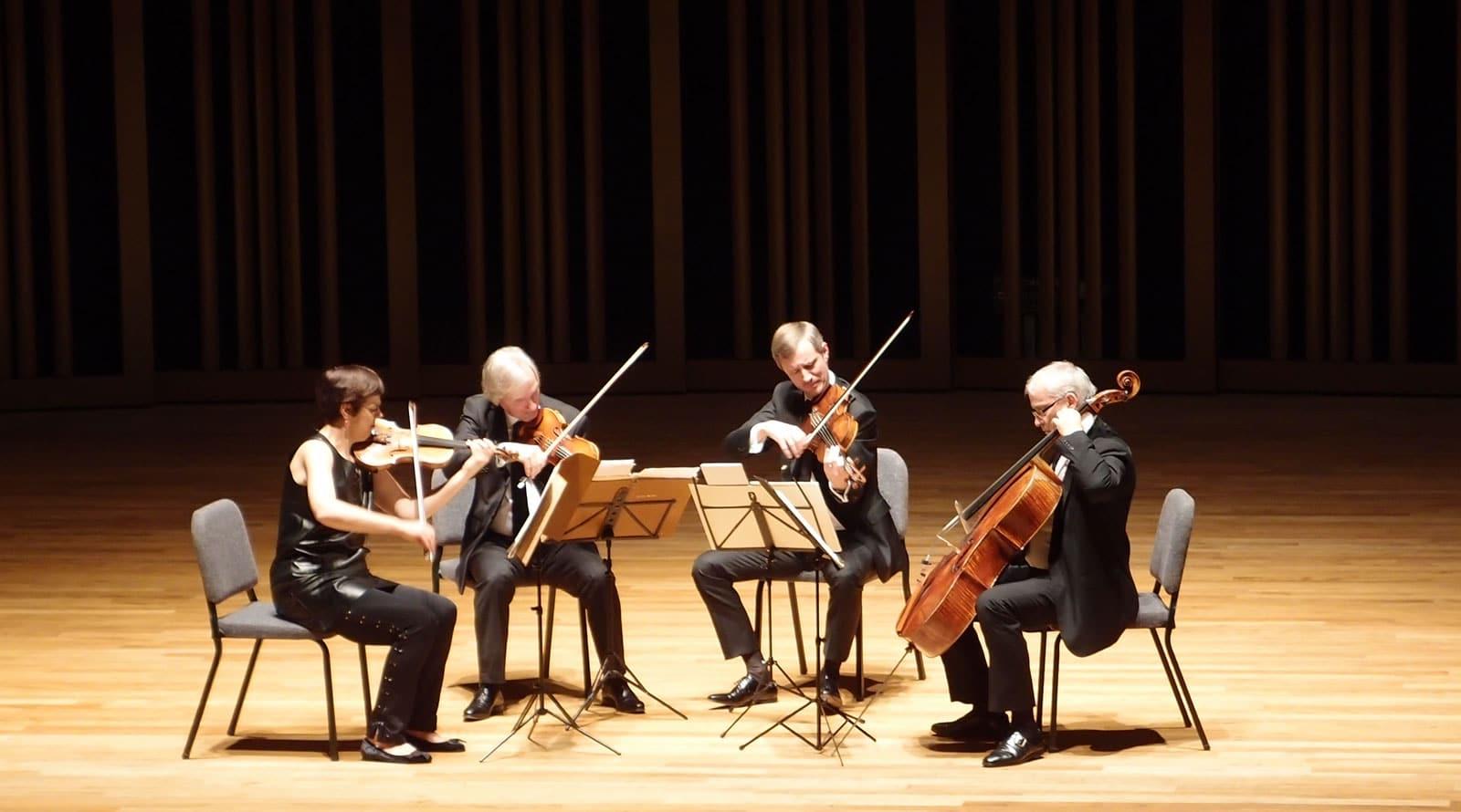 Concert de musique de chambre en hommage henri dutilleux for Bach musique de chambre