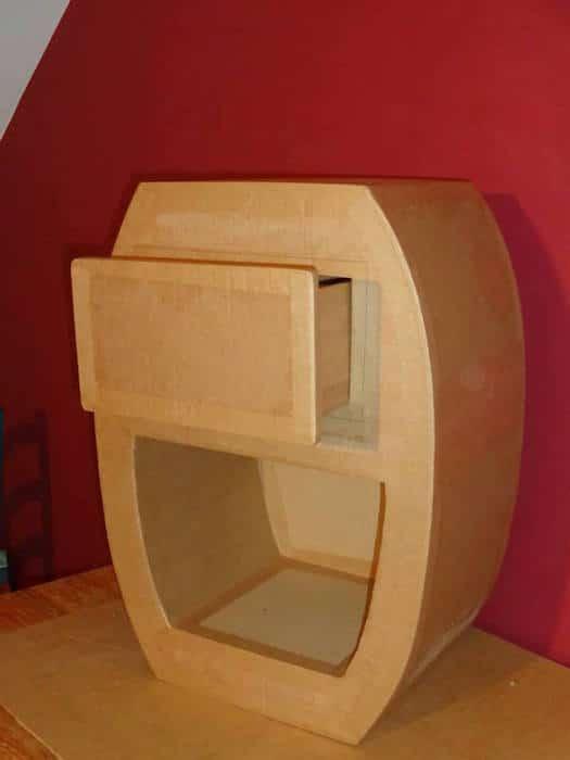 Atelier cartonnage construction d 39 un meuble j 39 aime dijon for Garde meuble dijon