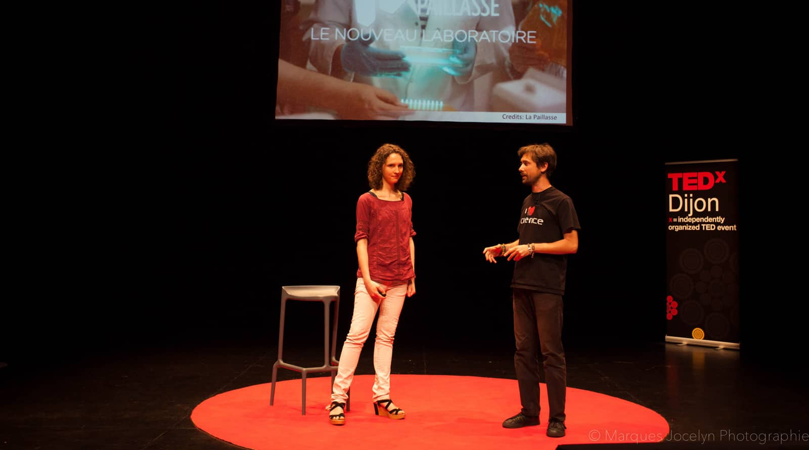 TEDx Dijon 2014 - Photo : Jocelyn Marques