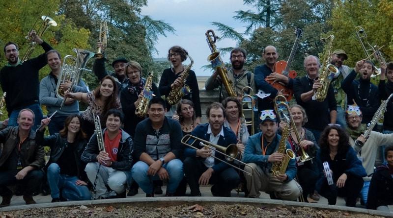 Ze Tribu Brass Band