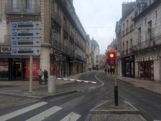 Dijon : les parkings fermés un dimanche de soldes