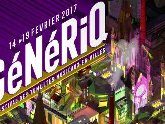 Festival GéNéRiQ Dijon 2017