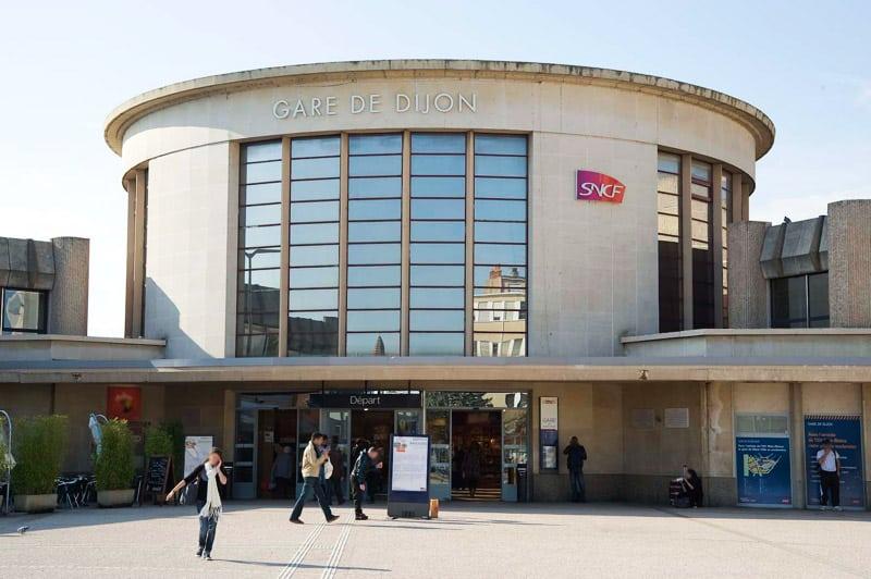 Hotel Gare De Dijon
