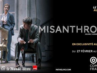 Le Misanthrope au cinéma à Dijon