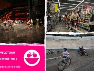 Vélotour Dijon 2017