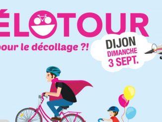 Vélotour Dijon, le parcours