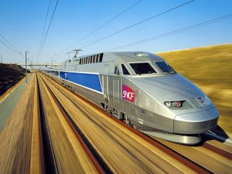 Image illustration TGV