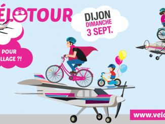 Jeu Vélotour Dijon 2017