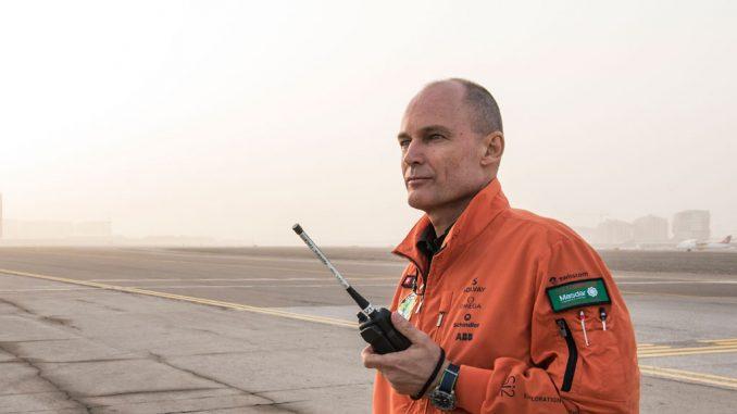 Bertrand Piccard - Solar Impulse | Stefatou | Rezo.ch