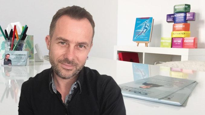 Éric Lécheneau coach préparateur mental Dijon