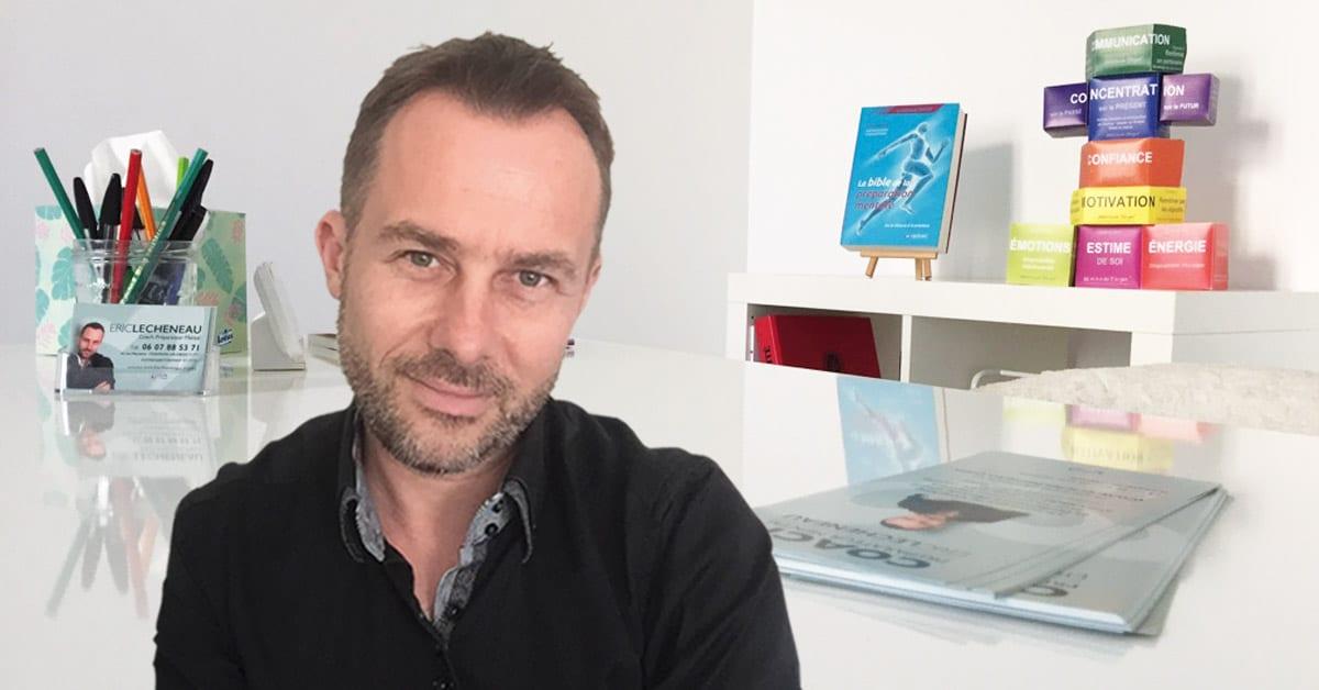 Éric Lécheneau : un coach mental pour accompagner et aider les personnes atteintes d'un cancer