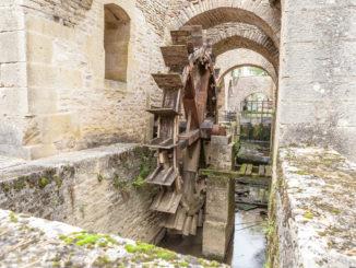 Grande roue forge de Buffon