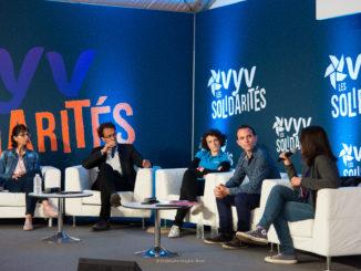 Table ronde VYV Les Solidarités © Christophe Magick! Ribot