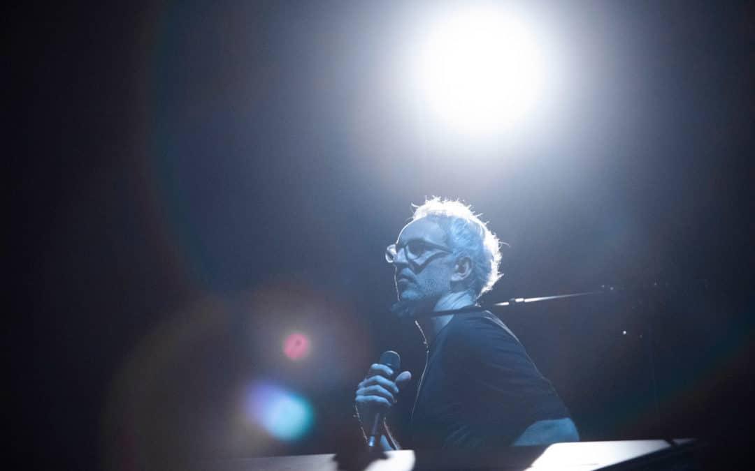 Vincent Delerm en concert à Dijon le 15 avril 2020