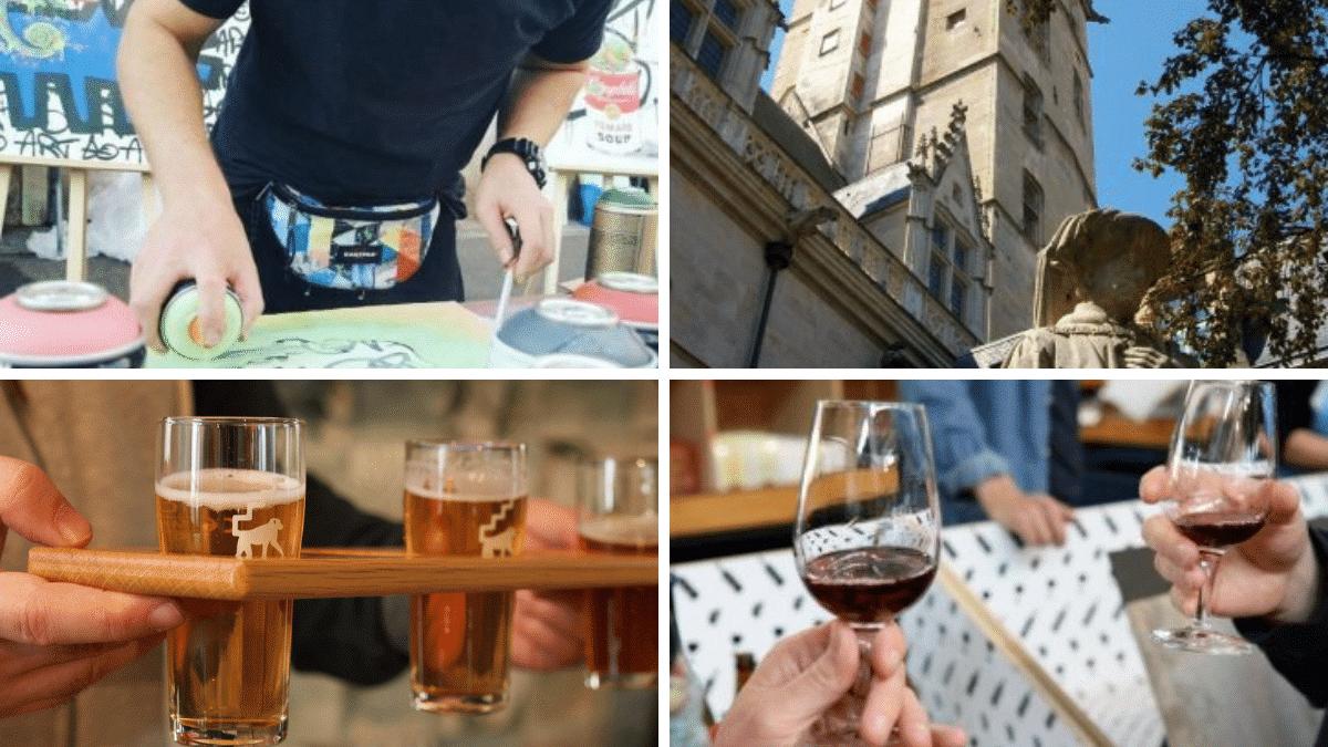 Les nouvelles expériences et escapades de l'Office de Tourisme de Dijon
