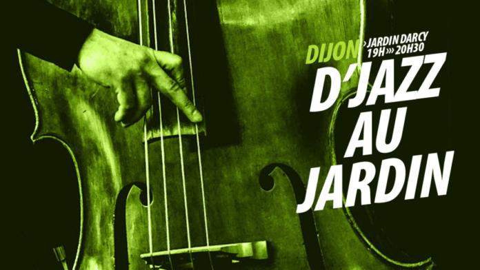 Le retour du festival D'jazz au jardin !