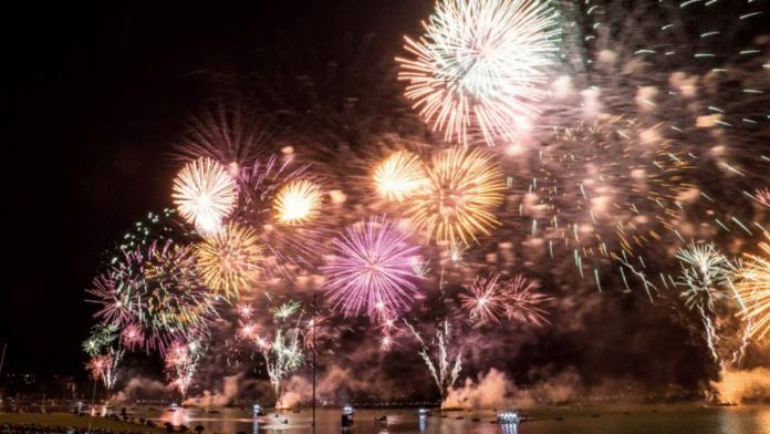Les feux d'artifice en Côte-d'Or pour le 14 juillet
