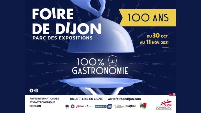 L'invitée de la Foire internationale et Gastronomique de Dijon 2021