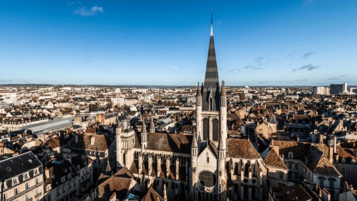 Une vue imprenable sur Dijon...