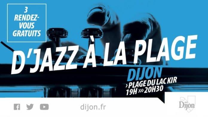 D'jazz à la plage est de retour : rendez-vous ce vendredi 6 août au Lac Kir