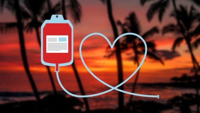 Profitez des vacances pour donner votre sang !