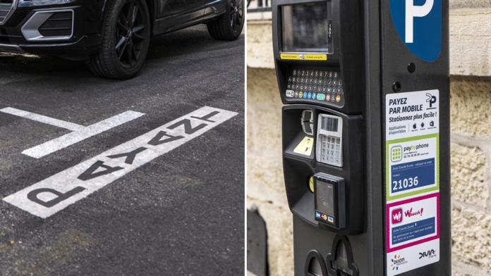 Stationnement à Montchapet: 490 places deviennent payantes