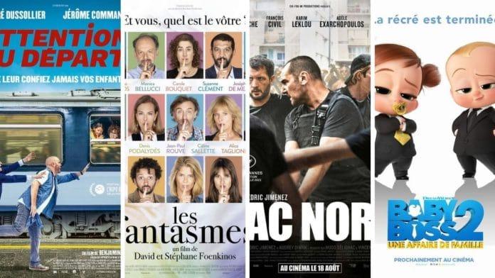 La programmation cinéma du 18 au 24 août 2021