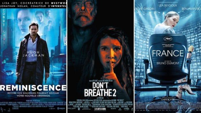 La programmation cinéma du 25 au 31 août 2021