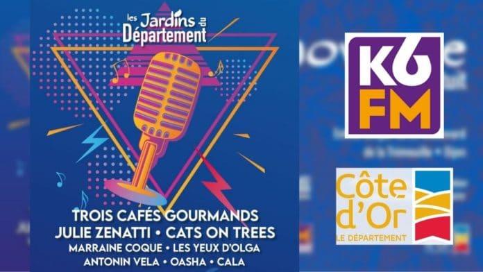 Rendez-vous pour le 6ème showcase K6FM jeudi 26 août 2021