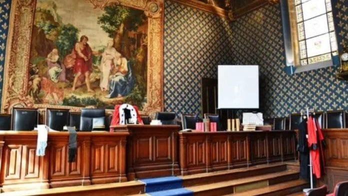 Visitez la cour d'appel de Dijon pendant les journées du patrimoine