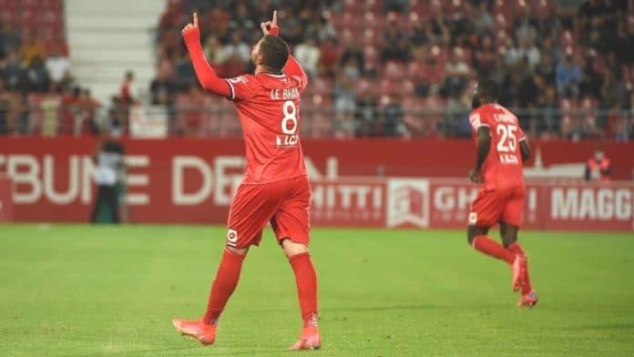 Ligue 2 J8 - DFCO-Dunkerque : victoire du DFCO ! (2-0)