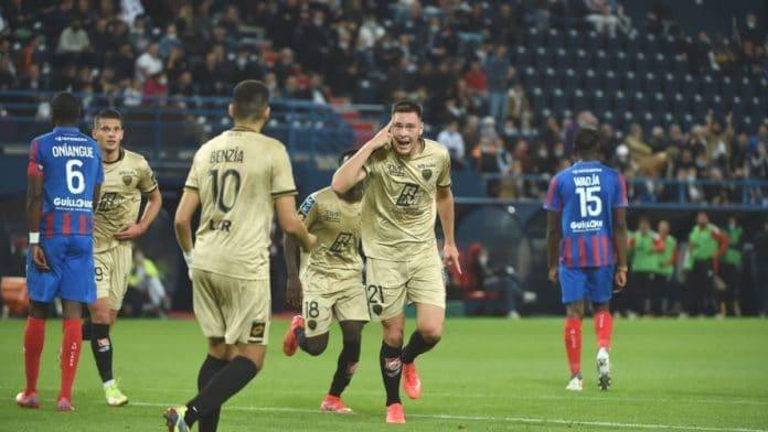 Ligue 2 J9 - Caen-DFCO : victoire du DFCO ! (0-1)