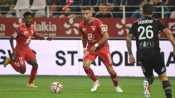 Ligue 2 J10 : DFCO-Valenciennes : défaite du DFCO ! (0-1)