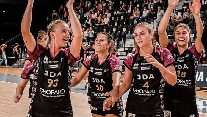 La JDA Handball reçoit l'équipe de Chambray