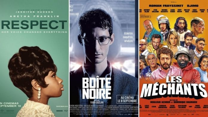 La programmation cinéma du 8 au 14 septembre 2021