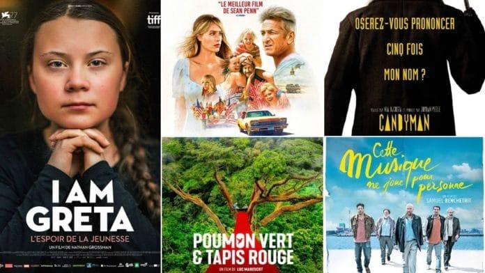 La programmation cinéma du 29 septembre au 5 octobre 2021