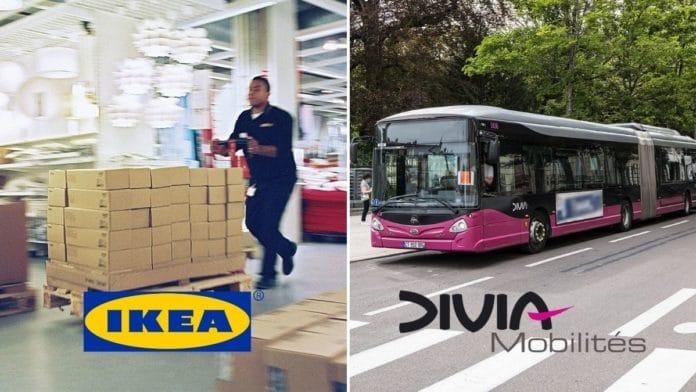 Divia et Ikea Dijon recrutent !
